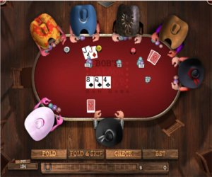 jeux governor of poker