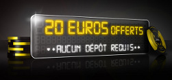 bwin poker 20euros